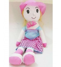 Pinky Doll For Baby Girl Favourite