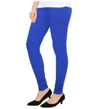 Plain Ladies Tights High Stretch Laggings