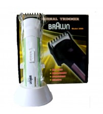 Electric Hair Trimmer, Remover, Cutting, & Shaving Machine