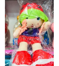 Candy soft stuff Doll with long hairs