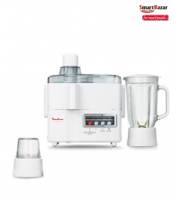 Moulinex 3 in 1 Juicer-Blender-Grinder
