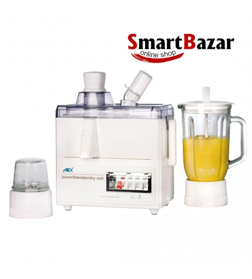Anex Deluxe 3 in 1 Juicer
