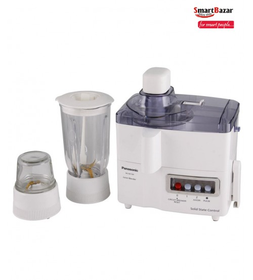 Panasonic 3 in 1 Juicer-Blender-Grinder