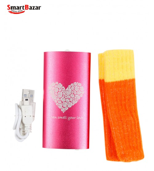 New Hand Warmer Rechargeable