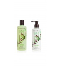 Shower Gel and Revitalising Body Lotion