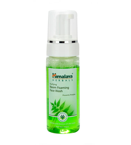Neem Foaming Face Wash By Himalaya Herbals