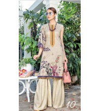 Outclass Lawn Suits For Girls