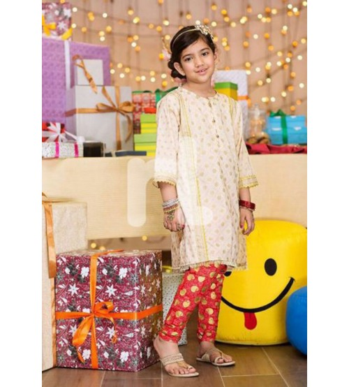 Linen Dress for Girls-Start Season Collection