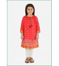 Beautiful Disgned With Full Embroided Kurta Salwar
