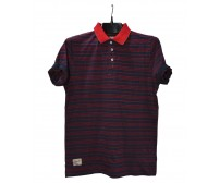 Boys Polo Shirts Short Sleeve Printed