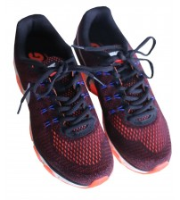 Buy Nike Black and red Shoes For men