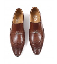 Leather Formal Shoes For Man's