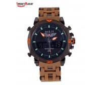 Tactical watch for Men Dual Time 5.11