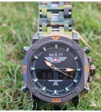 5.11 Dual Time Tactical Watch