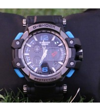 Buy Blue Digital and Analog Watch For Men