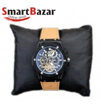 Hublot Brown luxury Watch for Men