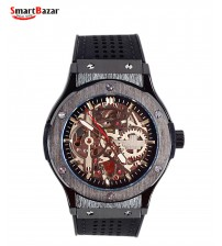 HUBLOT Big Bang King Power Rubber Men's Watch