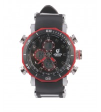 Red Fashion Watch For Men