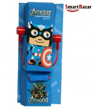 Avengers Earphone 3.5MM Jack