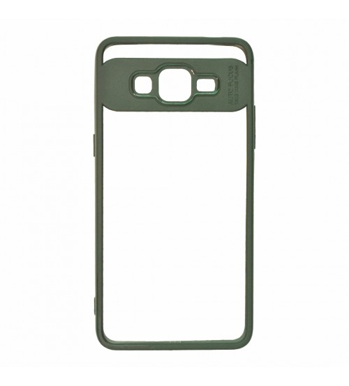 Samsung Galaxy G530  SLIM Metal SIDE Bumper Case Cover