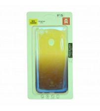 Oppo F-5 Cover Lighter Style - Multi color