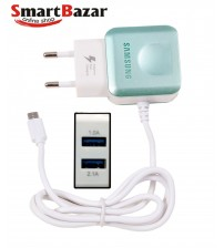 Universal Charger With 2 USB Output Slots
