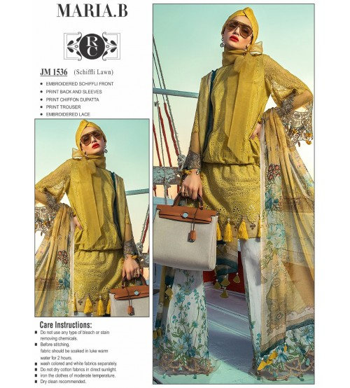 Fully Embroidered Lawn golden suit