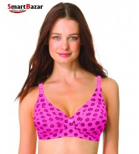 Poly-fabric Full Coverage Jersey Bra
