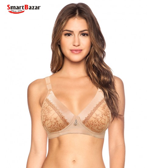 Smooth Fit High Coverage Wired Comfortable Full Cup Bra