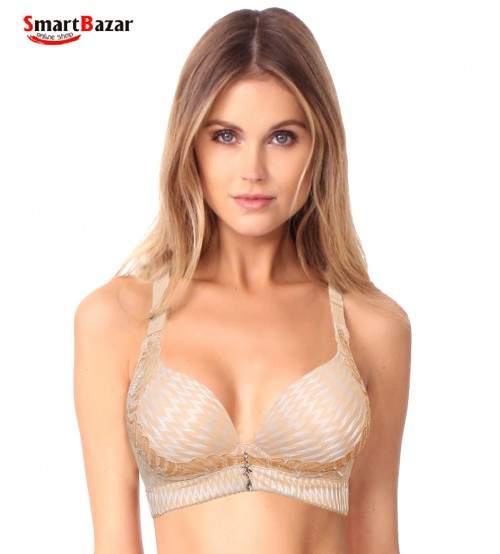 light-weight Fancy Comfort Padded cups Bra