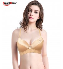 FULL COVERAGE PADDED WIRED BEST TEE BRA