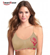 Comfortable Stretch-To-Fit Blouse Bra For Girls