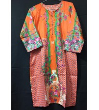 Full Printed Kurta For Girls