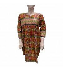 Stylish Lawn Kurti For Women Stitched