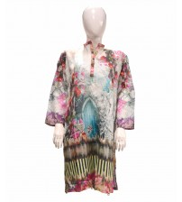 Lawn Kurti For Women Digital printing