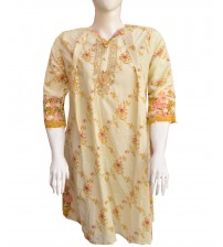 Beautiful Lawn Kurta For Women