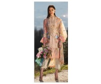 New Style Lawn Suit With Chiffon Duptta