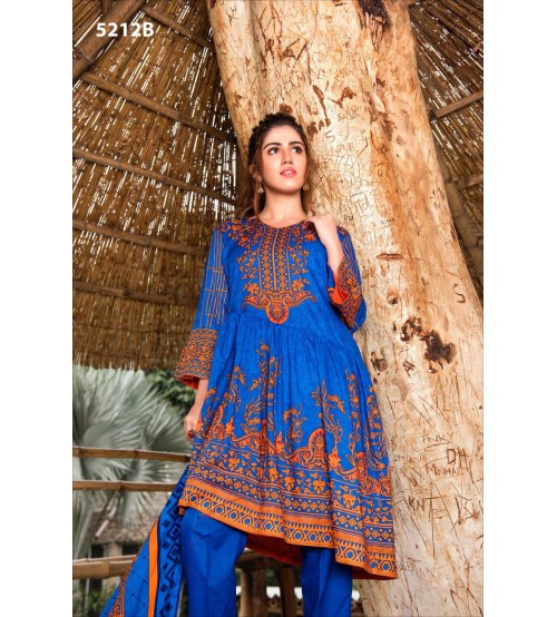 Stylish Lawn Suit For women