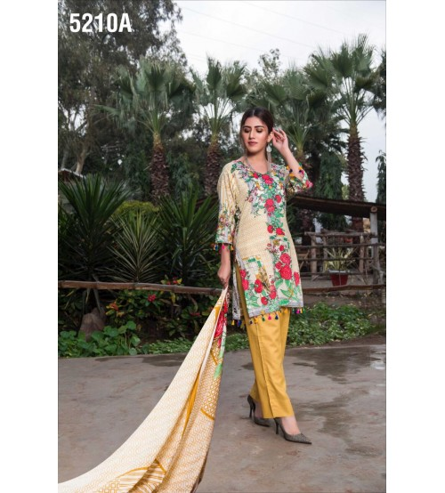 Stylish Women Lawn Suit