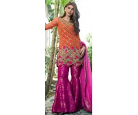 Fully Embroidered Lawn Suit  For Women