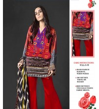 Embroidered Lawn Dress Summer Collection