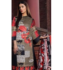 Trendy Printed  Lawn suit for women