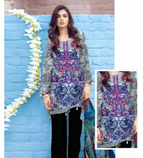 Buy Now Lawn Suit Printed & Embroidered