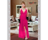 Pink Bridal Wedding Nightwear