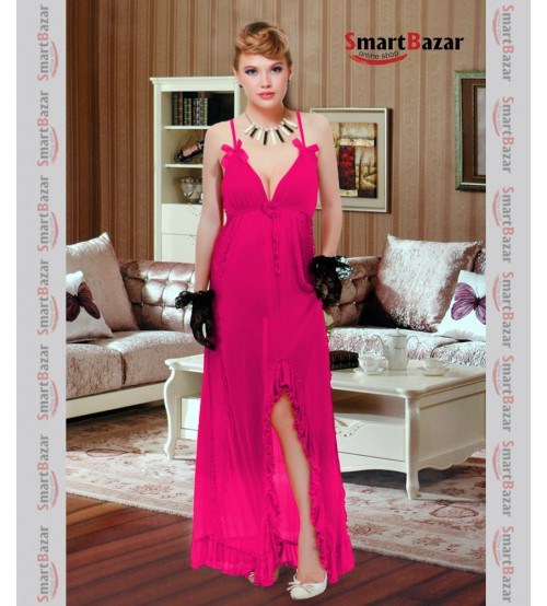 RED Bridal Wedding Nightwear