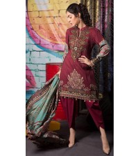 Fall Winter Khaddar Collection For Women's