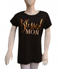 Black T-Shirt For Women