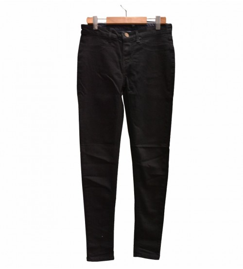 Women Black Jean Slim Fit