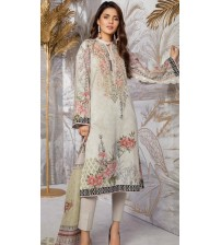 New Collection Beautiful  Embroidered Viscose Suit