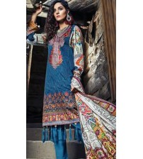 Stylish Khaddar Suit With  Wool Shawl